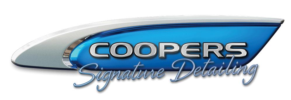 Cooper's Signature Detailing Logo